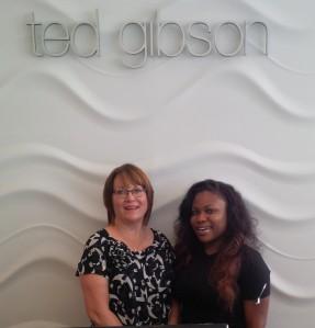 Ted Gibson salon
