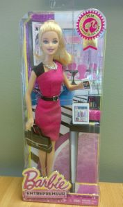 Entrepreneur Barbie
