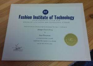 FIT certificate