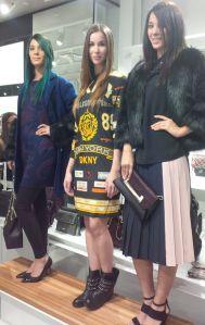 DKNY models edit