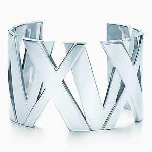 Atlas cuff bracelet