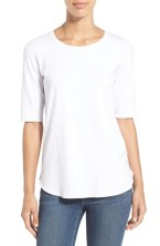 Eileen Fisher white tee