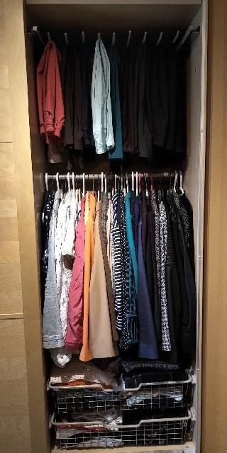 my closet jan 26 2019